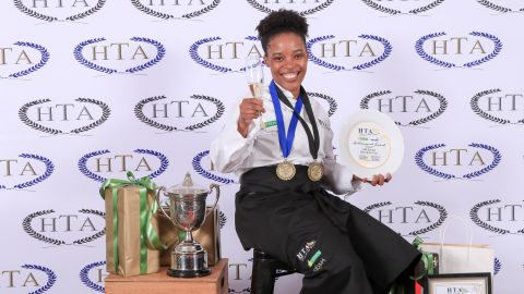 HTA In-Service Apprentice Chef of the Year Competition 2019